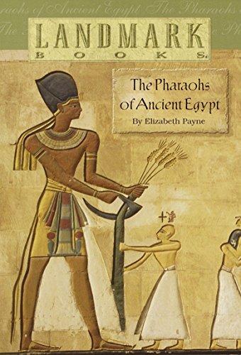 9780394846996: The Pharaohs of Ancient Egypt (Landmark Books)