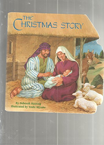 9780394847047: The Christmas story: Based on the Gospels according to Saint Matthew and Saint Luke