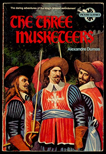 9780394847238: The Three Musketeers