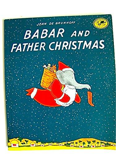 9780394847542: Babar and Father Christmas