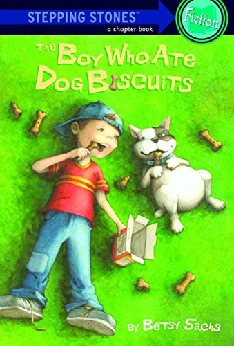 9780394847788: The Boy Who Ate Dog Biscuits (A Stepping Stone Book(TM))
