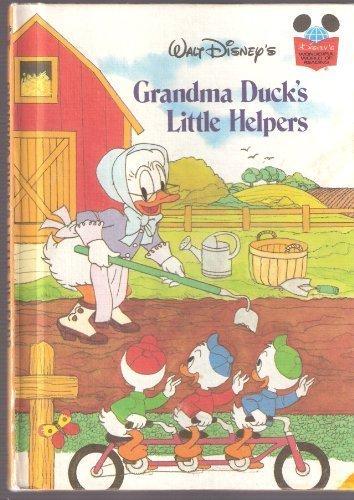 9780394847993: Walt Disney Productions presents Grandma Duck's little helpers (Disney's wonderful world of reading)