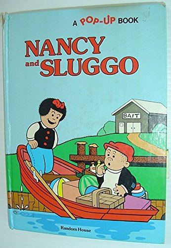 9780394848006: Nancy and Sluggo (A Pop-up book)