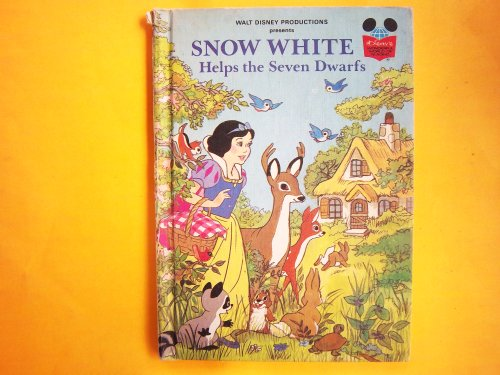 Snow White Helps the Seven Dwarfs: Walt Disney Productions,