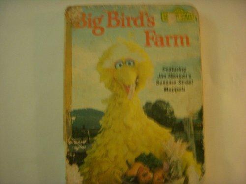 9780394848129: Big Bird's Farm