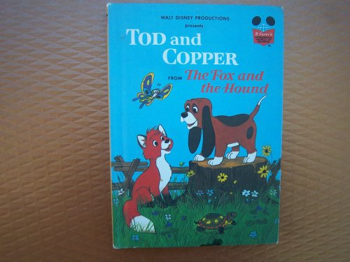 9780394848198: TOD AND COPPER (Disney's Wonderful World of Reading)