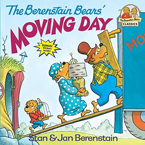9780394848389: The Berenstain Bears' Moving Day