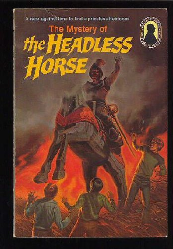9780394848617: The Mystery of the Headless Horse (The Three Investigators No. 26)