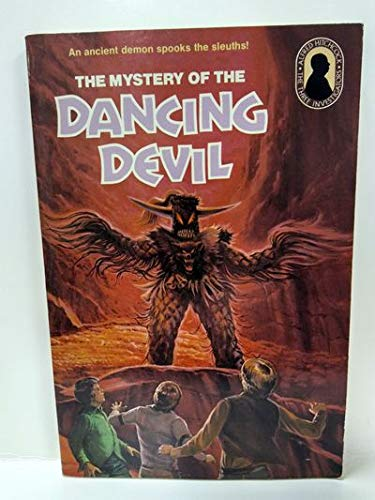 9780394848624: MYSTERY OF THE DANCING DEVIL (The Three Investigators Mystery Series, 25)