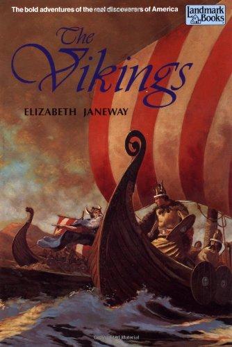 9780394848853: The Vikings (Landmark Books)