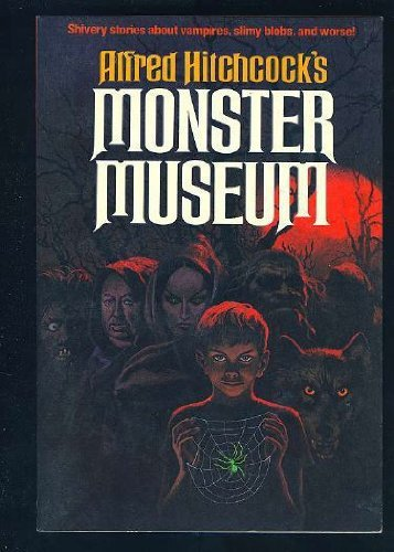 9780394848990: Alfred Hitchcock's Monster Museum.