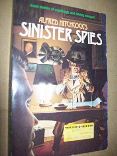 9780394849010: Alfred Hitchcock's Sinister Spies