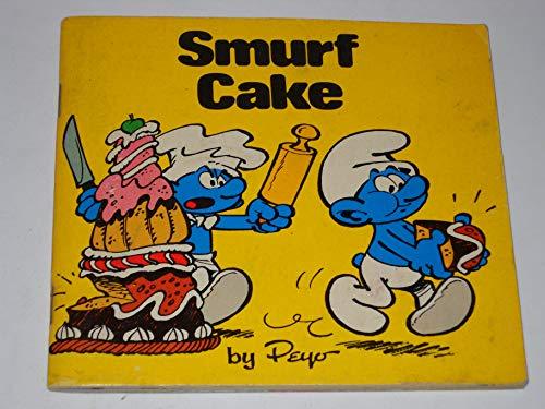 9780394849300: Smurf Cake (Smurf Mini Storybooks)