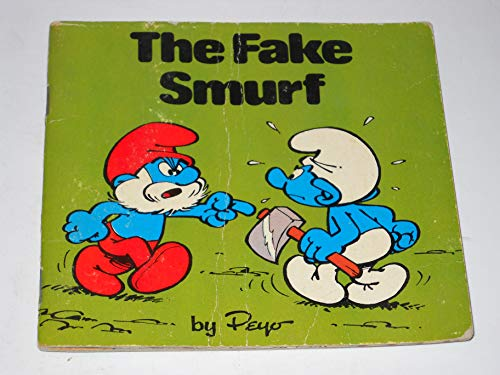 9780394849324: The Fake Smurf (Smurf Mini Storybooks)