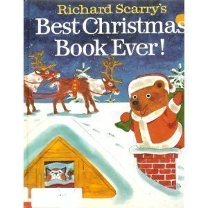 9780394849362: Richard Scarry's Best Christmas Book Ever