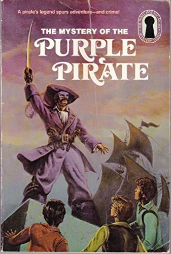9780394849515: Title: The Mystery of the Purple Pirate Alfred Hitchcock