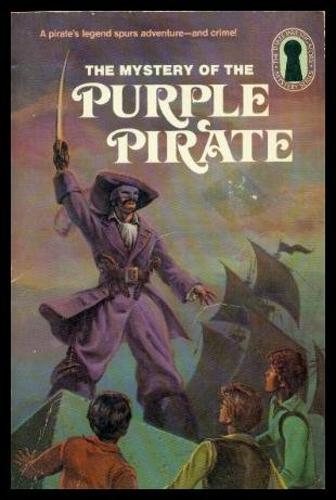 9780394849515: Alfred Hitchcock and the Three Investigators in The Mystery of the Purple Pirate