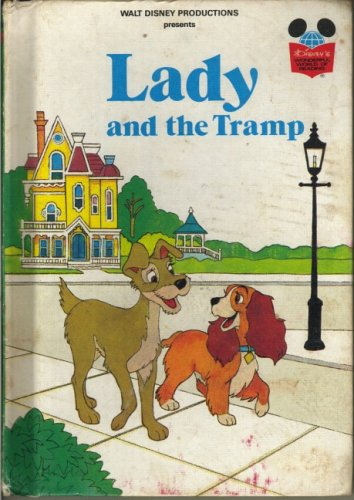 9780394849553: Lady and the Tramp (Disney's Wonderful World of Reading)