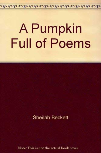 9780394850009: A pumpkin full of poems (Happy house books)
