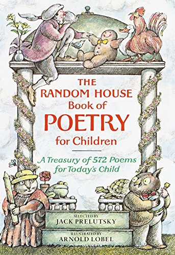 9780394850108: The Random House Book of Poetry for Children