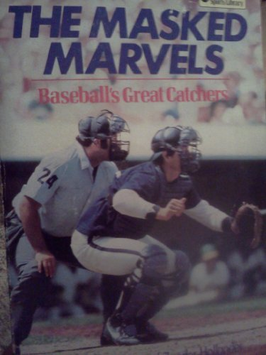 9780394850139: THE MASKED MARVELS (Random House Sports library)