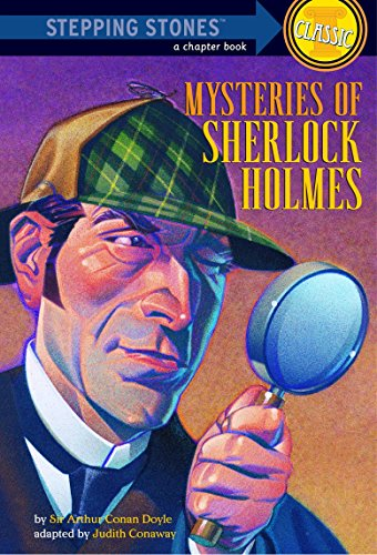 9780394850863: Mysteries of Sherlock Holmes (Bullseye Step Into Classics)