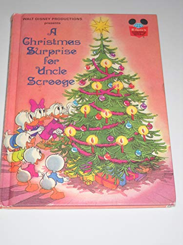9780394851112: CHRISTMAS SURPRISE FOR UNCLE SCROOGE, A