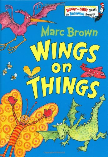 9780394851303: Wings on Things (Bright & Early Books(R))