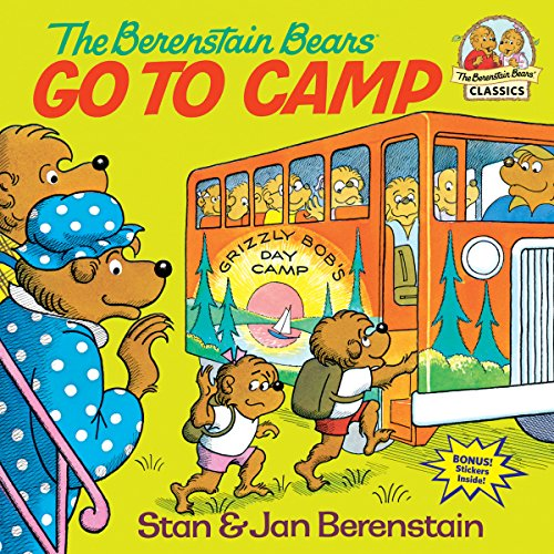 9780394851310: The Berenstain Bears Go to Camp