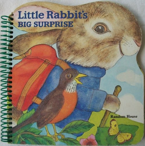 9780394851372: Little Rabbit's Surprise
