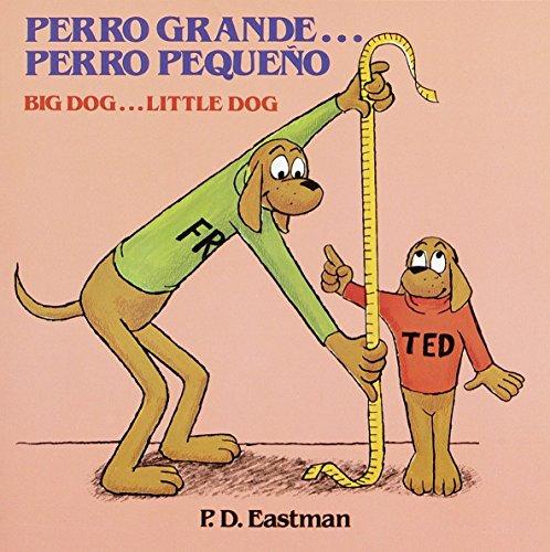 9780394851426: Perro grande... Perro pequeño / Big Dog... Little Dog (Spanish and English Edition)