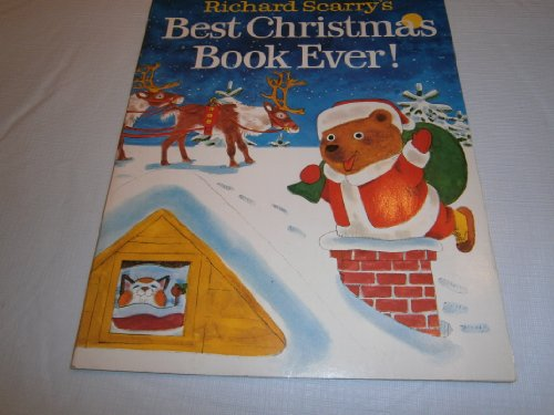 9780394852225: Richard Scarry's Best Christmas Book Ever! [Taschenbuch] by Richard Scarry