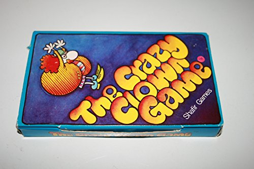 9780394852270: The Crazy Clown Game