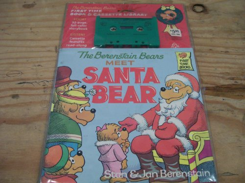 9780394852287: The Berenstain Bears Meet Santa Bear (First Time Books)