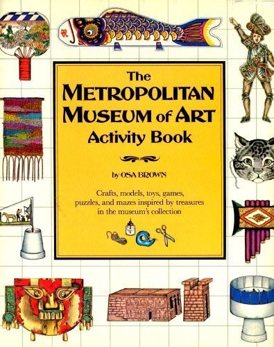 The Metropolitan Museum of Art activity book
