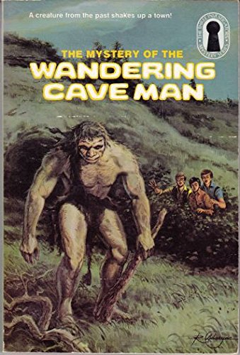9780394852782: The Mystery of the Wandering Cave Man (Three Investigators)