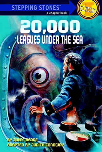 9780394853338: 20,000 Leagues Under the Sea (A Stepping Stone Book(TM))