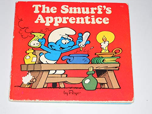 9780394853734: The Smurf's Apprentice