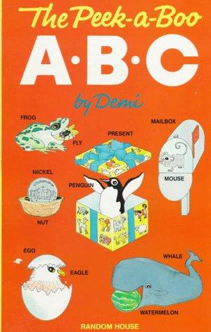 9780394854182: The Peek-A-Boo ABC
