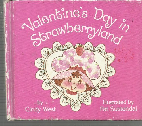 9780394854380: Valentine's Day in Strawberryland