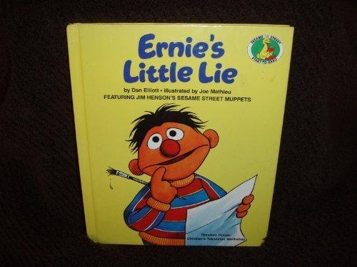 9780394854403: Ernie's Little Lie (Sesame Street Start-to-Read Books)