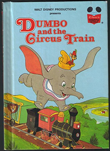 9780394856162: Dumbo and the Circus Train (Disney's Wonderful World of Reading)