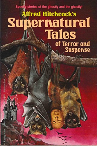 9780394856223: Alfred Hitchcock's Supernatural Tales of Terror and Suspense