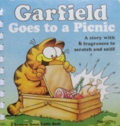 9780394856346: GARFIELD GOES TO A PICNIC (Random House Sniffy Book)