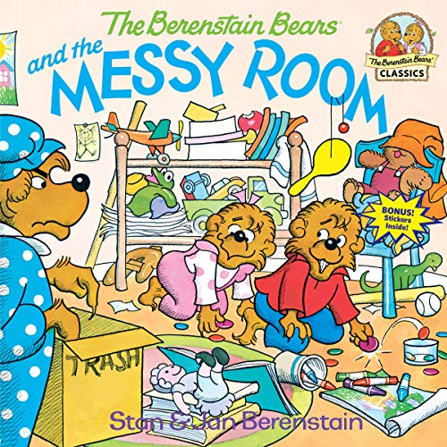 9780394856391: The Berenstain Bears and the Messy Room