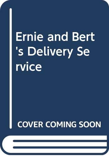9780394857619: Ernie & Bert's delivery service: Featuring Jim Henson's Sesame Street Muppets