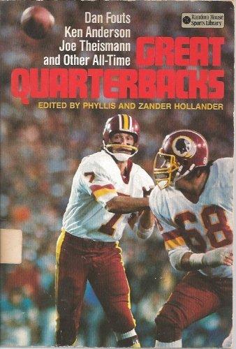 DAN FOUTS,ANDRSN,THEIS (Random House sports library): Zander Hollander
