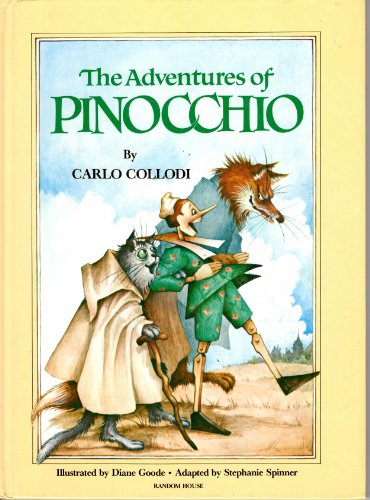 9780394859101: Pinocchio (Looking Glass Library Book)