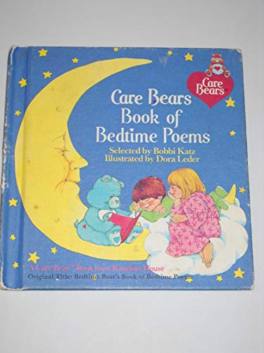 9780394859569: Care Bears Book of Bedtime Poems