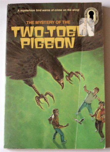9780394859767: The Mystery of the Two-Toed Pigeon (The Three Investigators Mystery Series, 37)